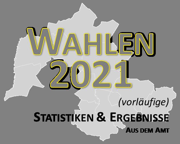 vorläufge Wahlergebnisse©Amt Boizenburg-Land